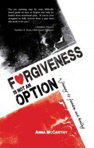 Forgiveness is not an option