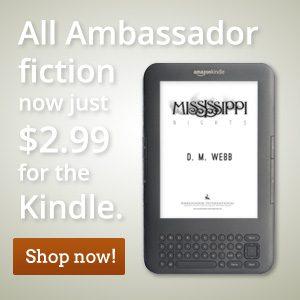 Kindle Sale Ad