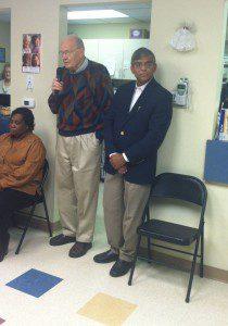 Les Stobbe and Author Kashyap Patel
