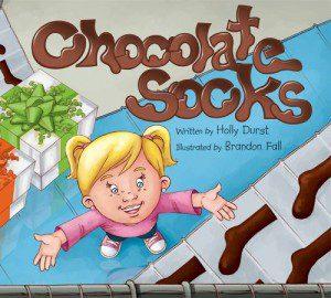 Chocolate Socks Cover