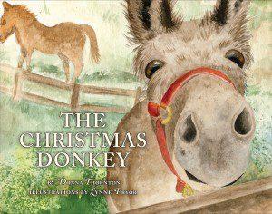 Christmas Donkey Cover