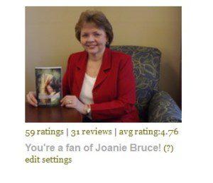 Goodreads Joanie Bruce