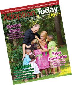 Adoption Today Magazine
