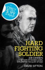 hard fighting soldier