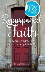 Repurposed Faith - $.99 kindle sale