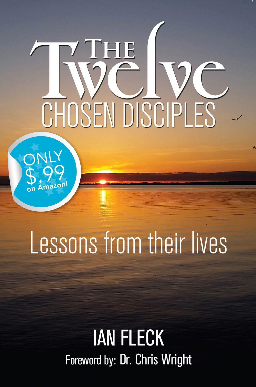 The Twelve Chosen Disciples Kindle Sale